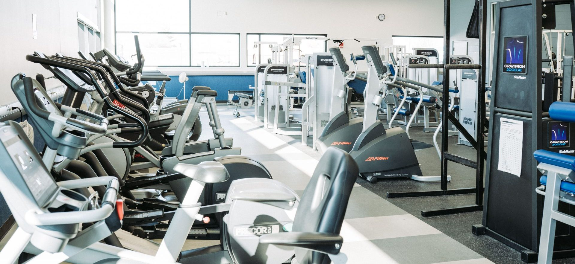 Fitness Center 9 aspect ratio 100x46
