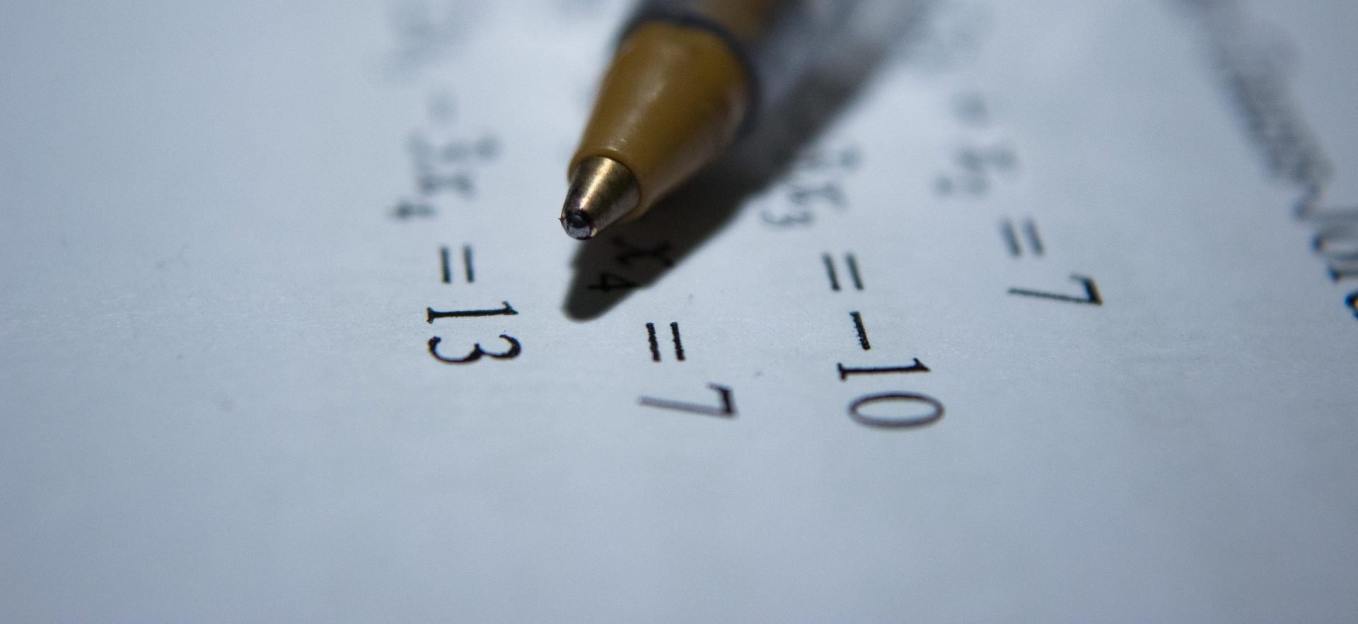 Mathematics aspect ratio 100x46