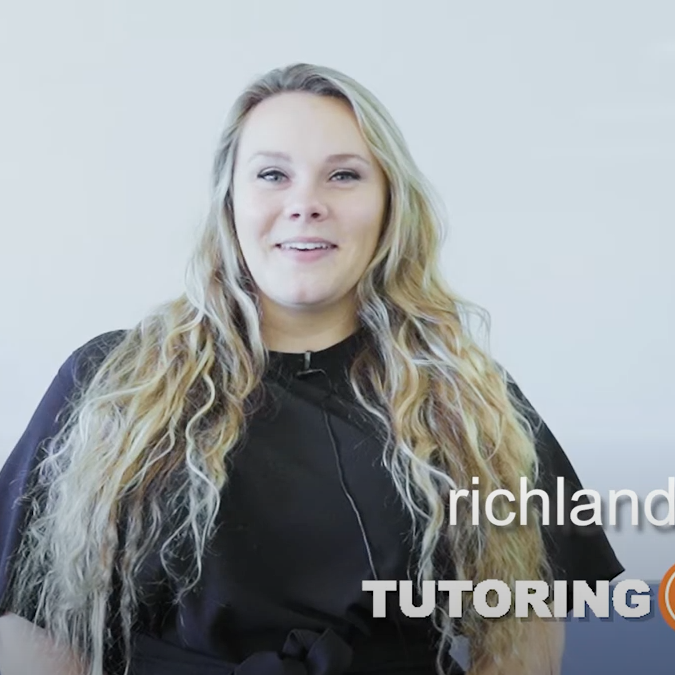 Free Tutoring at Richland Video aspect ratio 100 100