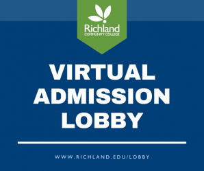 Spring 2021 Virtual Admission Lobby