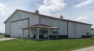 Farm Progress Building at Progress City