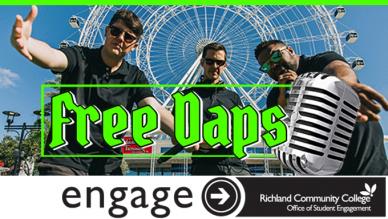 Free Daps Event Announcement