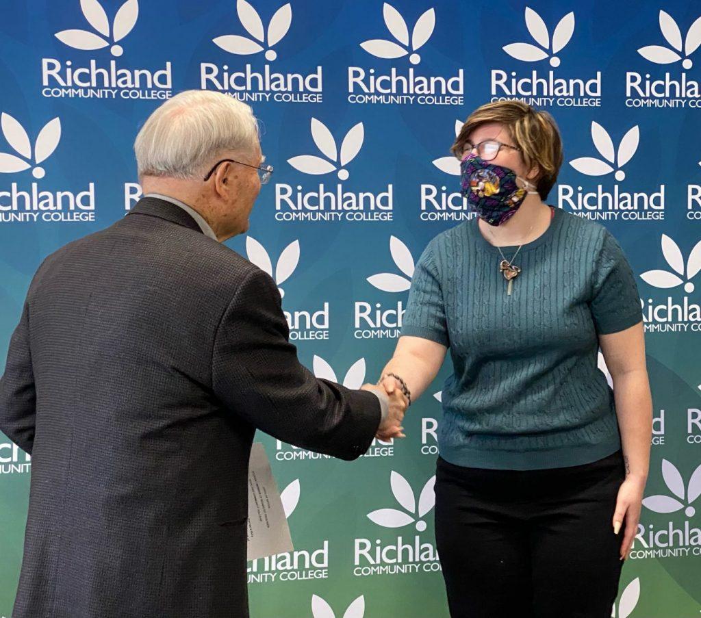 Rhiannon Hartman Student Trustee