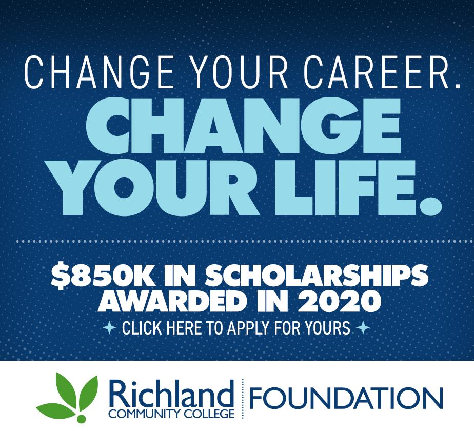 Richland Scholarship Campaign 2021 aspect ratio 682 620