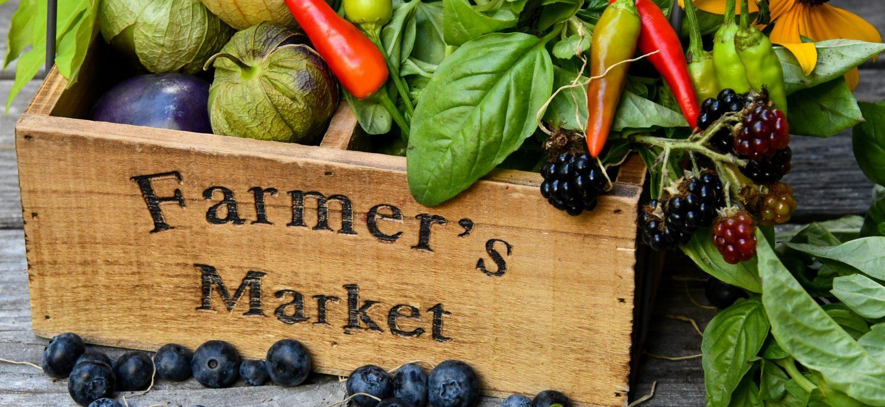 Farmers market aspect ratio 100 46