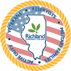 Student Veteran's Resource Center Logo